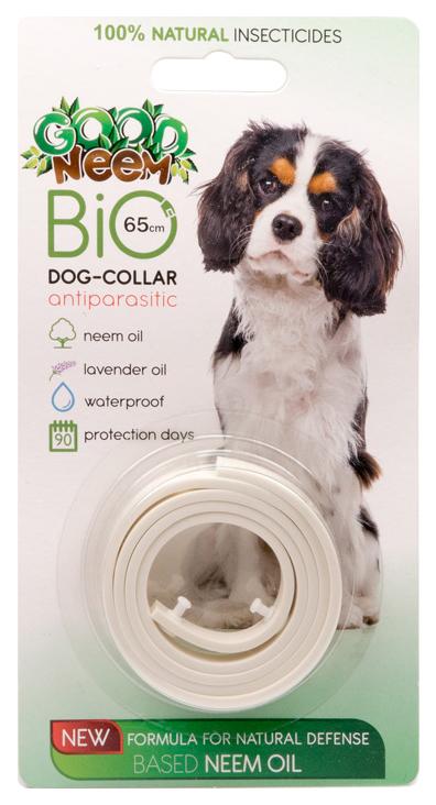 Ошейник для собак против паразитов GOOD NEEM