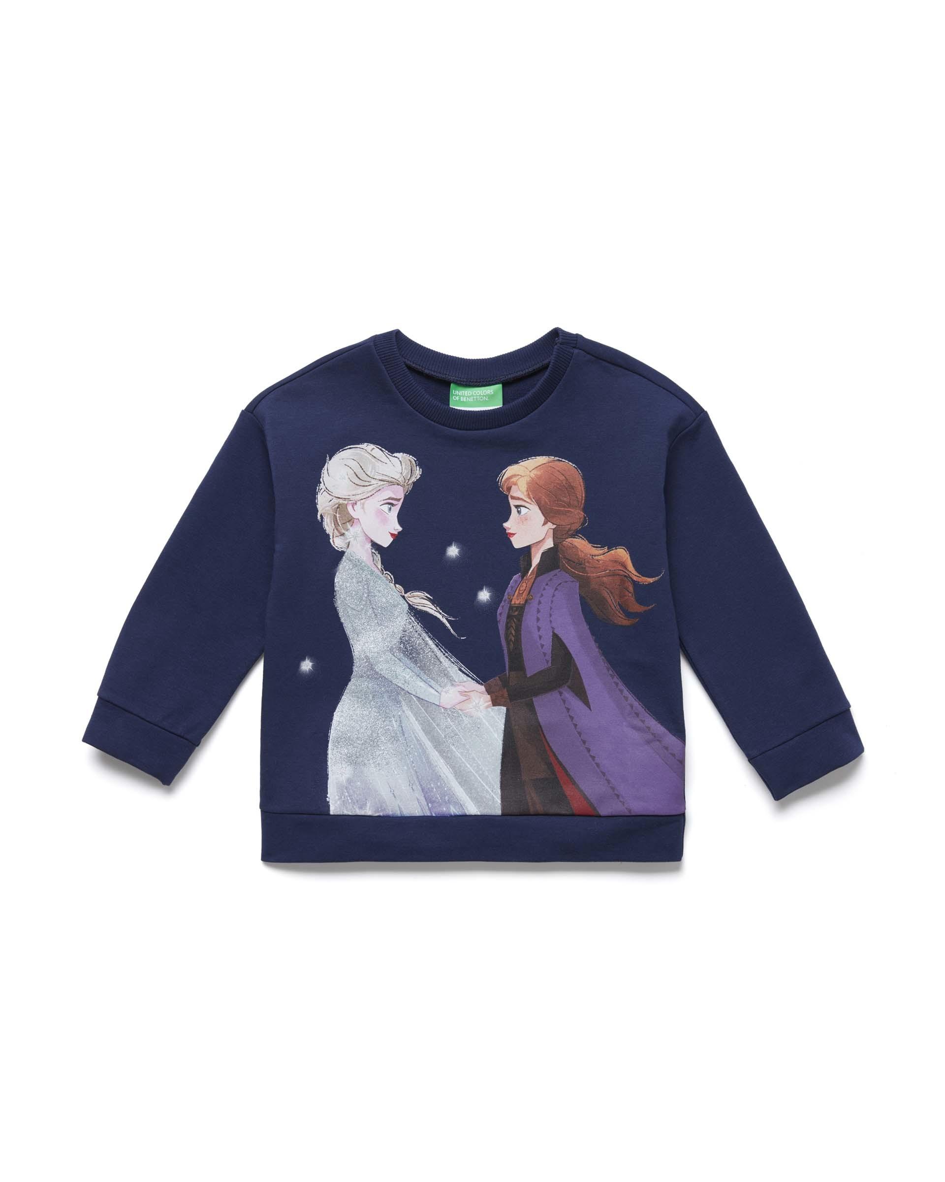 Купить 20P_3I2KC14VU_252, Толстовка для девочек Benetton 3I2KC14VU_252 р-р 80, United Colors of Benetton, Кофточки, футболки для новорожденных
