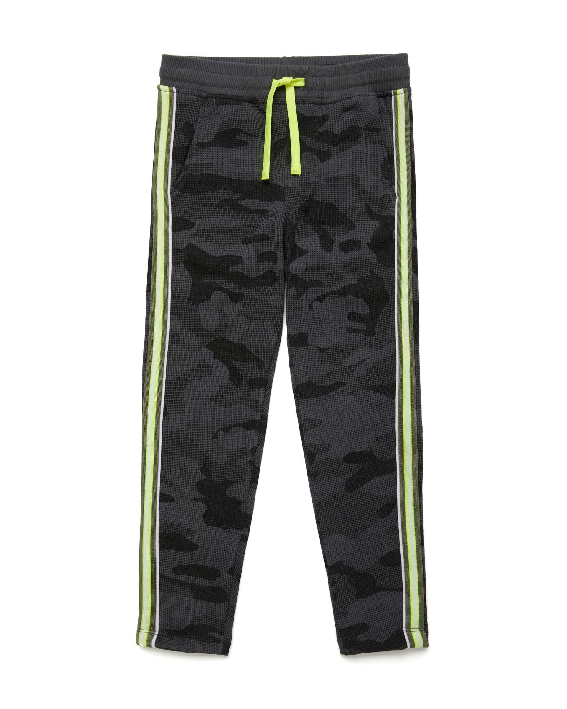 Купить 20P_3OV2I0996_64M, Спортивные брюки для мальчиков Benetton 3OV2I0996_64M р-р 92, United Colors of Benetton, Шорты и брюки для новорожденных