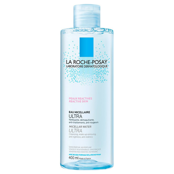 Купить Мицеллярная вода La Roche-Posay Ultra Reactive 400 мл, Physiological Cleansers Micellar Water Ultra for Reactive Skin