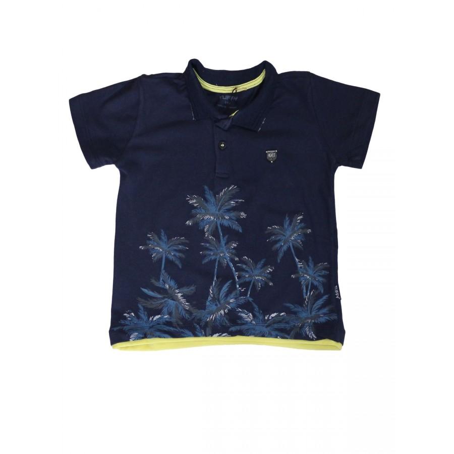 Купить Поло для мальчиков TUFFY 3864-01 цв. темно-синий р.134,