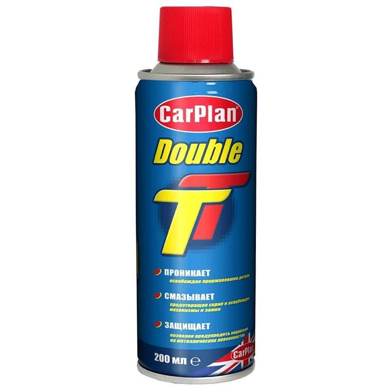 Универсальная смазка Carplan Double TT Spray
