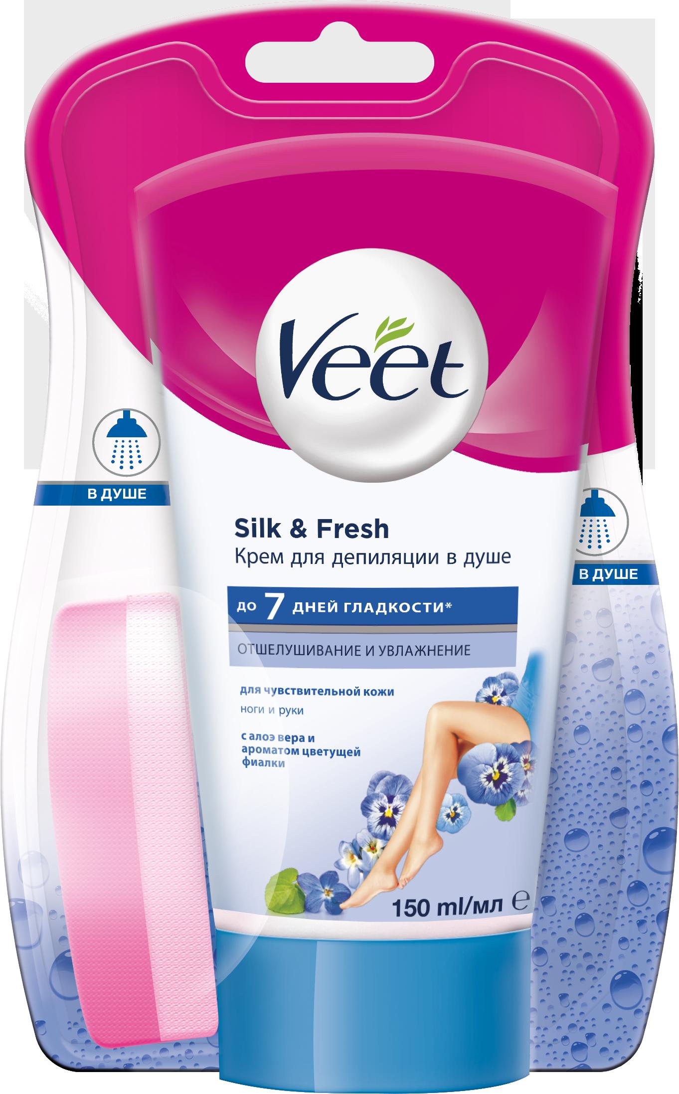 Крем для депиляции Veet Для чувствительной кожи
