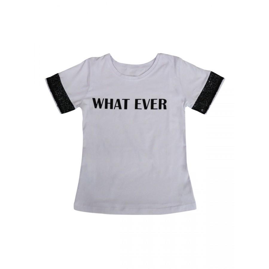 Купить Футболка для девочек TUFFY 3956-01 цв. белый р.158,