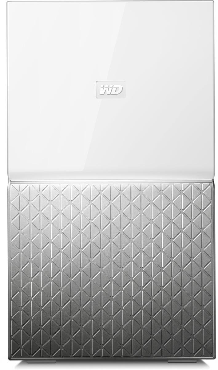 Сетевое хранилище NAS WD 4Tb WDBMUT0040JWT EESN