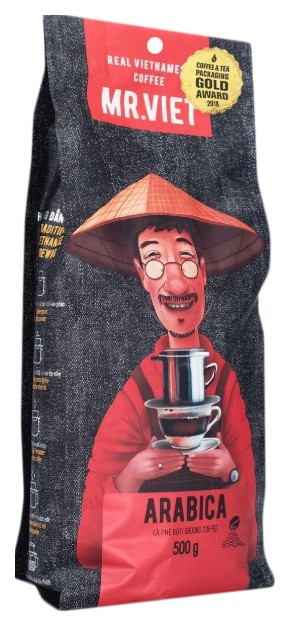 Кофе Sense Asia молотый Мистер Вьет арабика 250 г