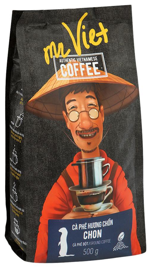 Кофе молотый Sense Asia Мистер Вьет Chon 500 г