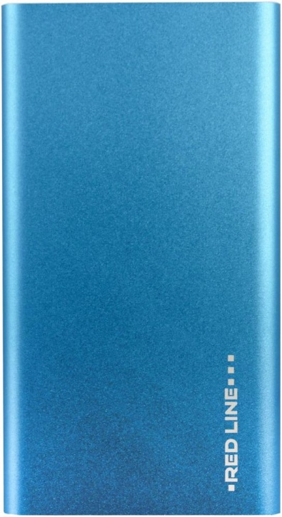 Внешний аккумулятор RED LINE J01 4000mAh Metal