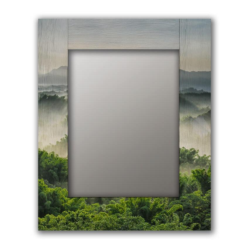 Зеркало настенное Дом Корлеоне Зеленая долина