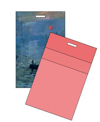Чехол для карточек, Моне, Впечатление, Восходящее солнце (Арте)