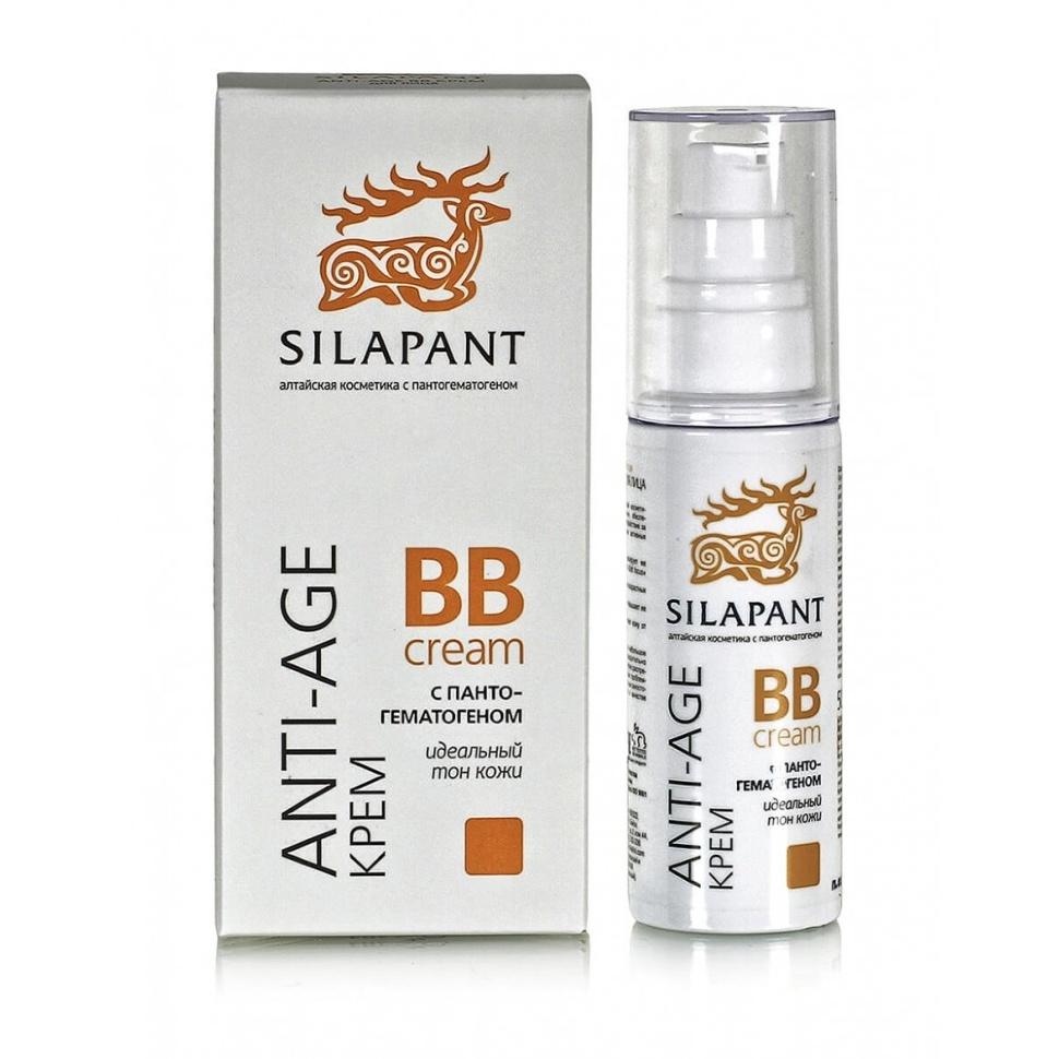 Купить Anti-age BB Крем для лица (50 мл), Silapant