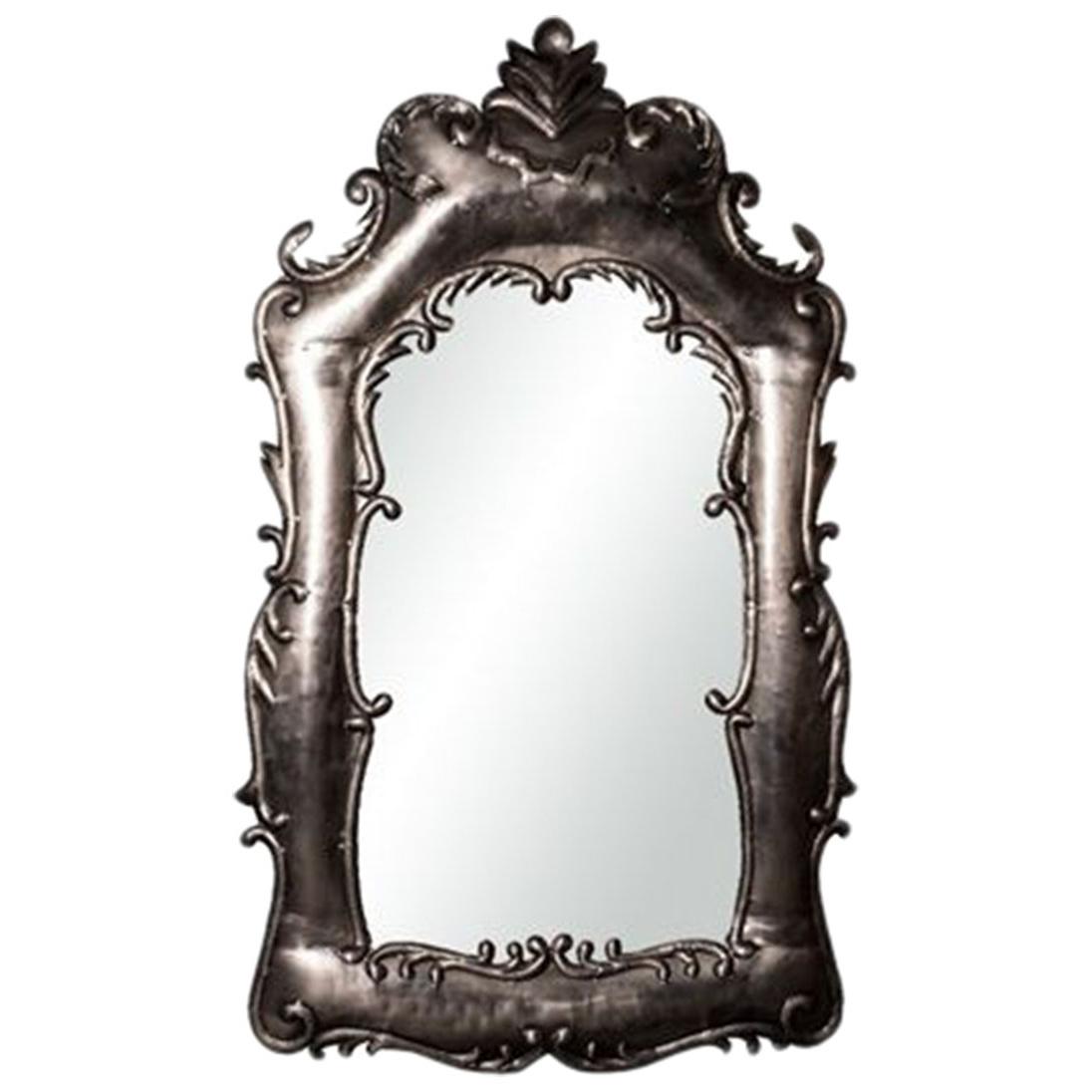 Зеркало настенное ROOMERS A032 97х165 см, mixed
