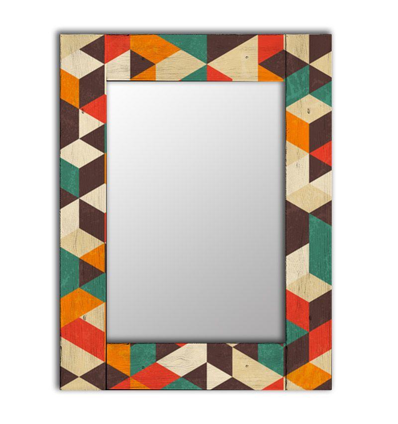 Зеркало настенное Дом Корлеоне Брандо 04 0059