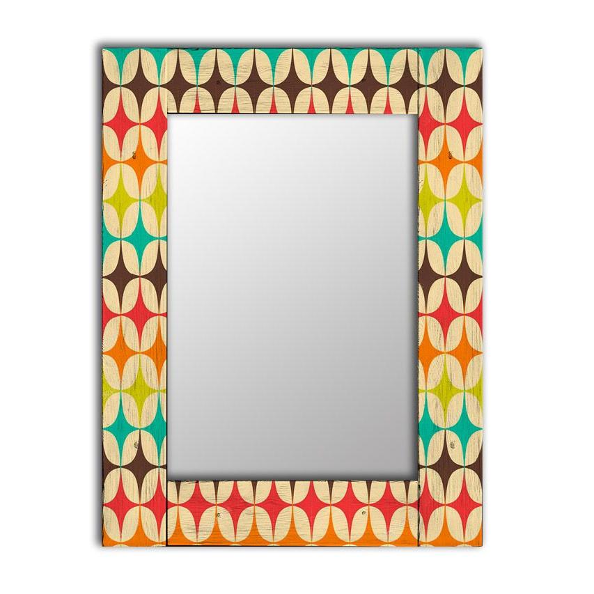 Зеркало настенное Дом Корлеоне Клермон 04 0060