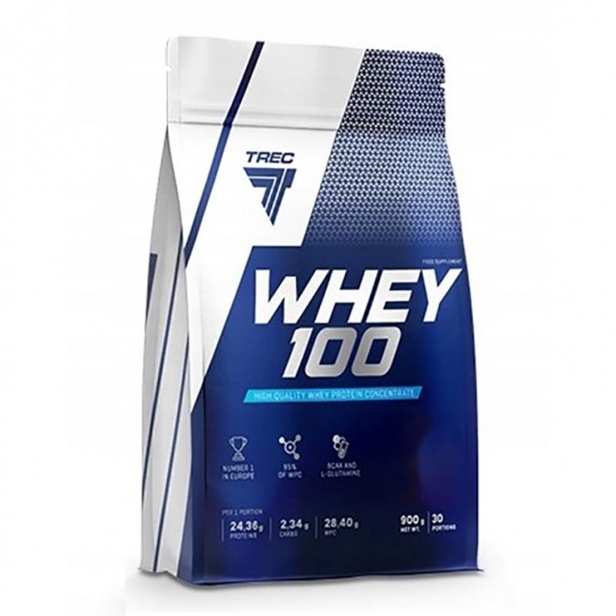 Trec Nutrition Whey 100 900g (900 грамм), Печенье фото