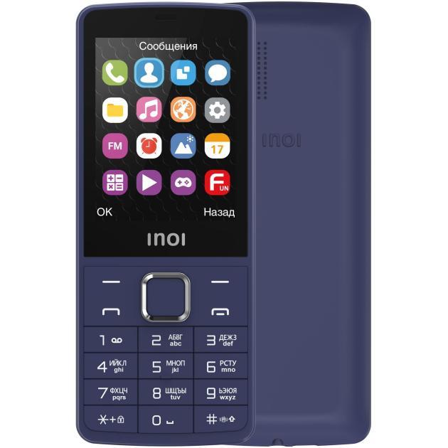Мобильный телефон INOI 281 Dark Blue