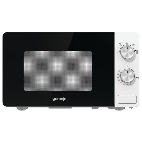 Микроволновая печь соло Gorenje MO17E1W white фото
