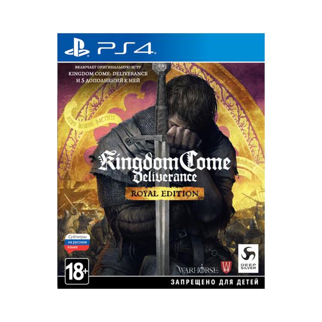 Игра Kingdom Come Deliverance Royal Edition для PlayStation 4 фото