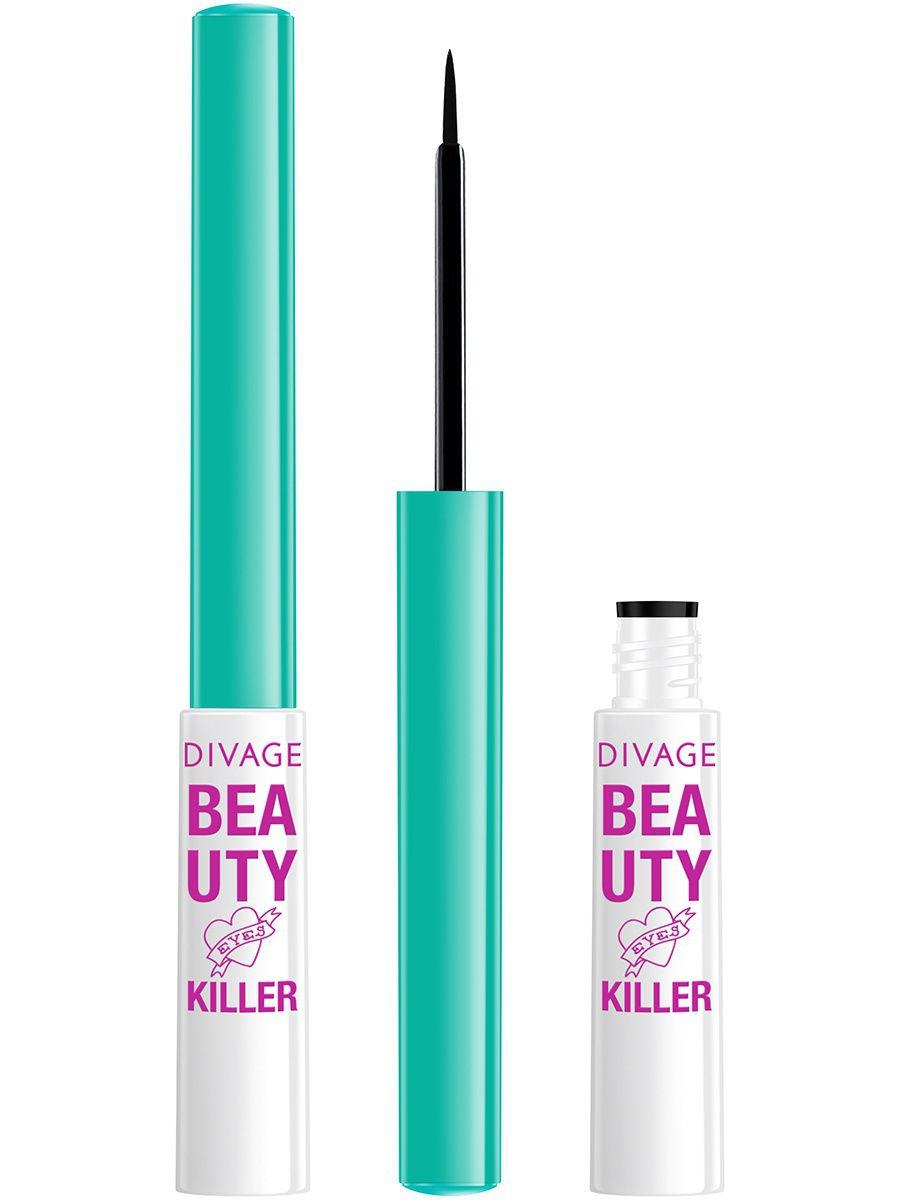 Подводка для глаз Divage Beauty Killer