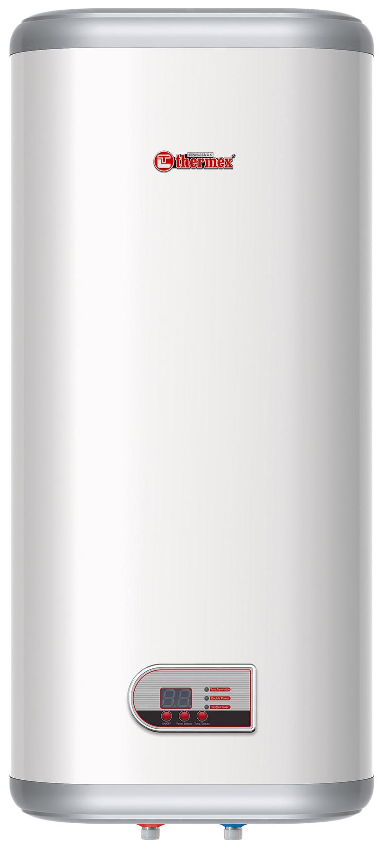 Водонагреватель накопительный THERMEX IF 80 V white/grey