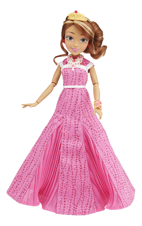 Купить Кукла Disney в платье для коронации из серии светлые герои b3123 b3124, Disney Princess, Классические куклы