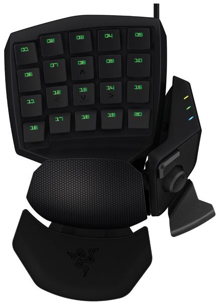 Игровая клавиатура Razer Orbweaver Chroma Black (RZ07