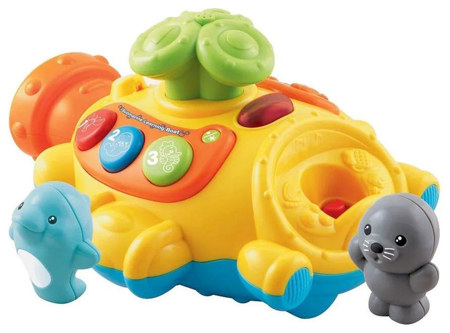 Купить Игрушка Vtech Подводная лодка (80-113626),