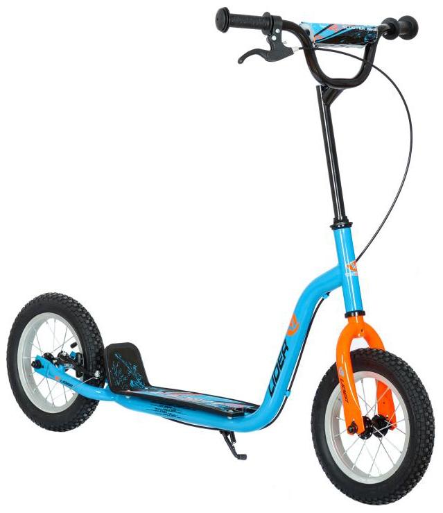 Купить Самокат Velolider Cool 166608 blue, Самокаты детские двухколесные