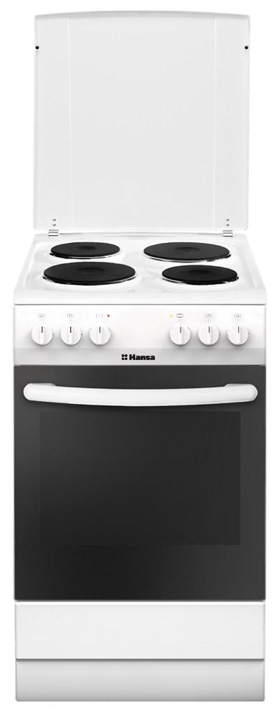 Электрическая плита Hansa FCEW54140 White