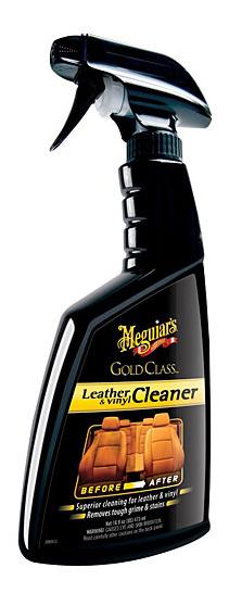 Очиститель для кожи и винила Gold Class - 473 мл G-18516