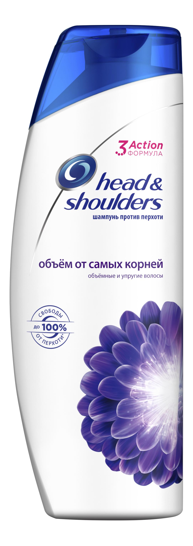 Шампунь Head & Shoulders против перхоти Объем от самых корней 600 мл фото