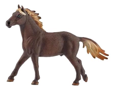 Купить Жеребец мустанга, Фигурка лошадки Schleich Мустанг жеребец 13805, Фигурки животных