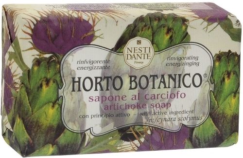Мыло NESTI DANTE Horto Botanico. Артишок, 250 г