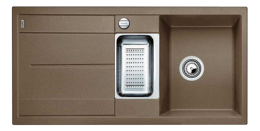 Мойка для кухни гранитная Blanco METRA 6 S 521892 мускат