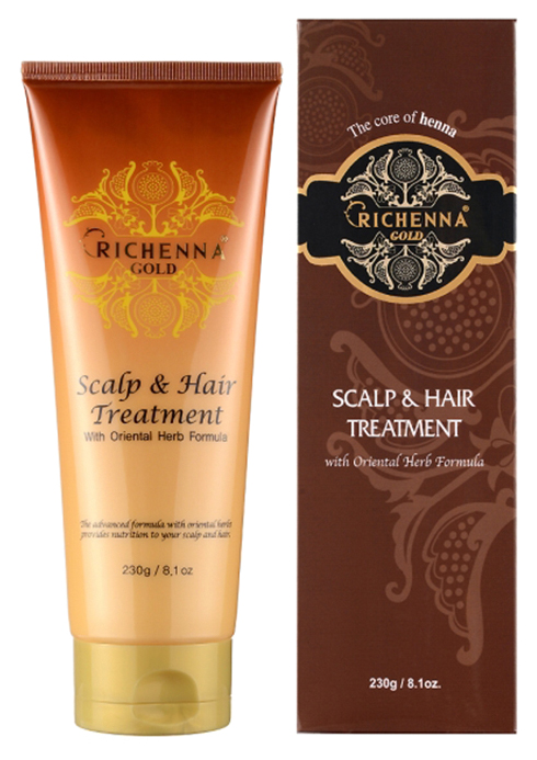 Маска для волос и кожи головы Richenna