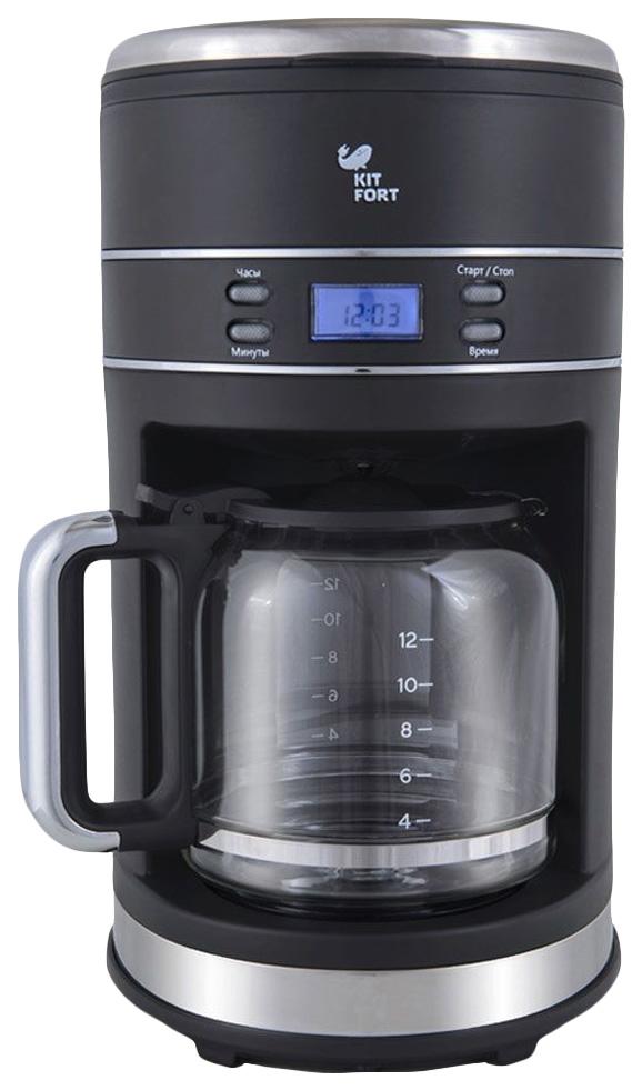 Кофеварка капельного типа Kitfort КТ 704