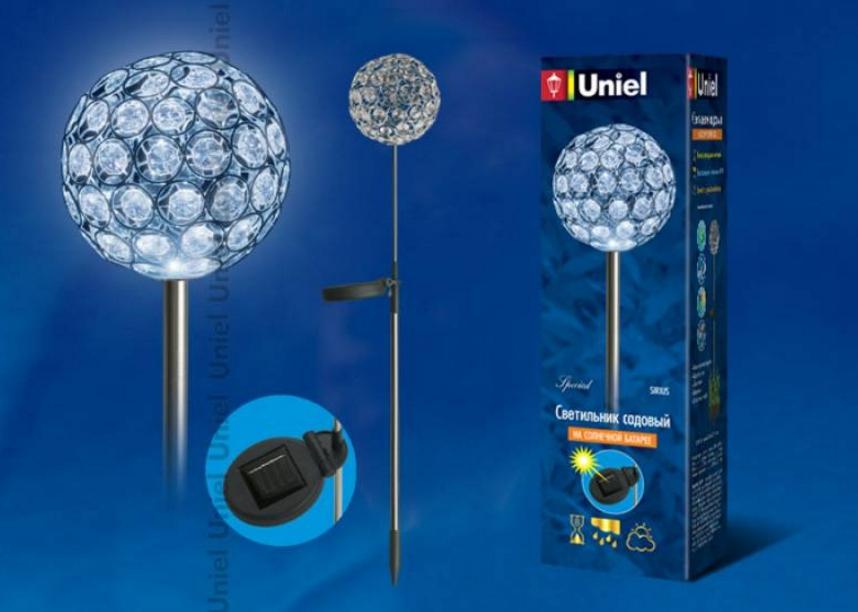 Светильник на солнечных батареях Uniel USL