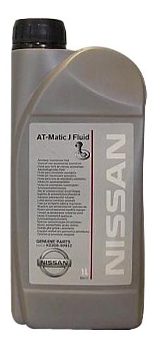 Трансмиссионное масло Nissan 1л KE908-99932