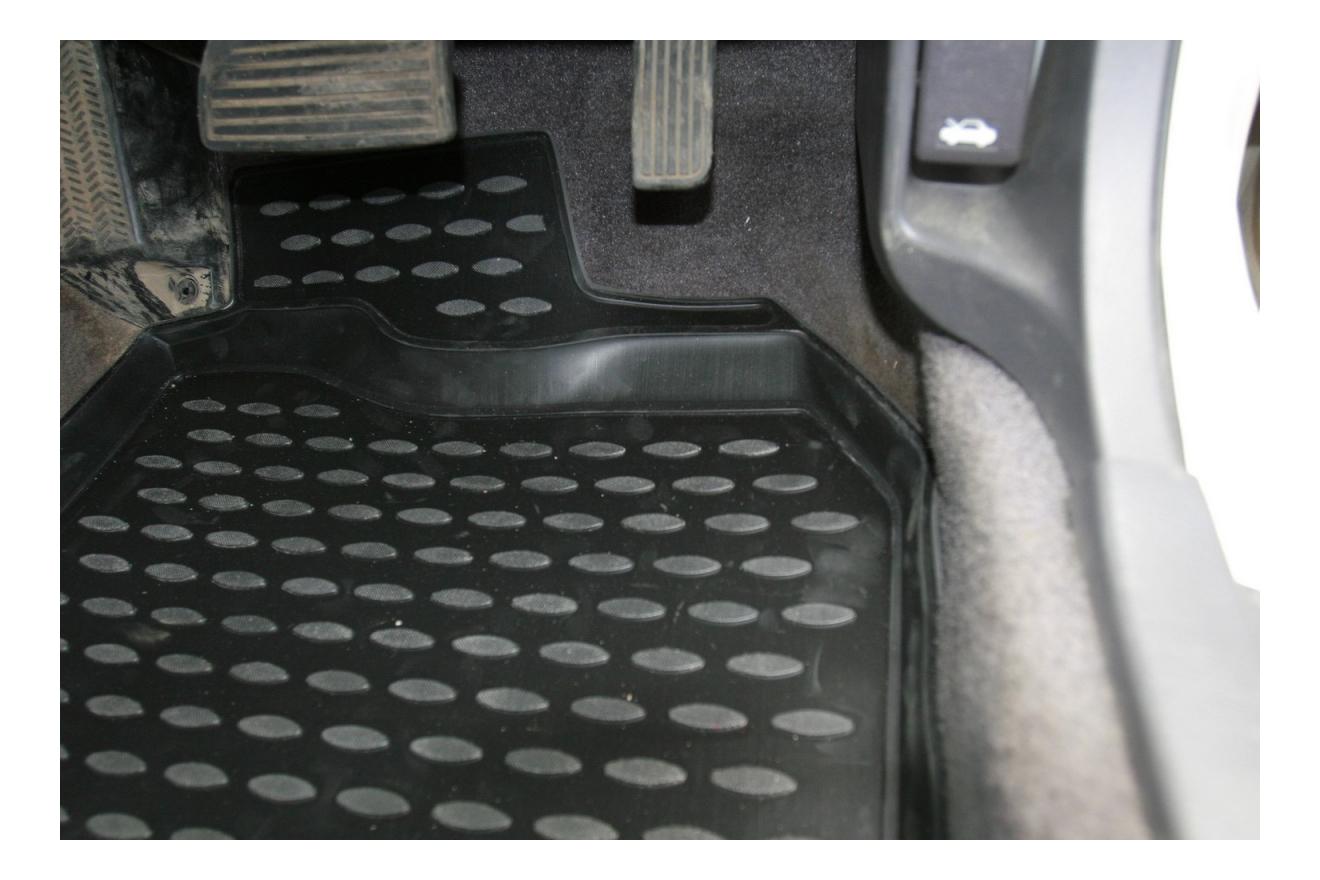 Коврики в салон HONDA Accord CF3 JDM, 09/1997–09/2002, П,Р, 4 шт, (полиуретан)