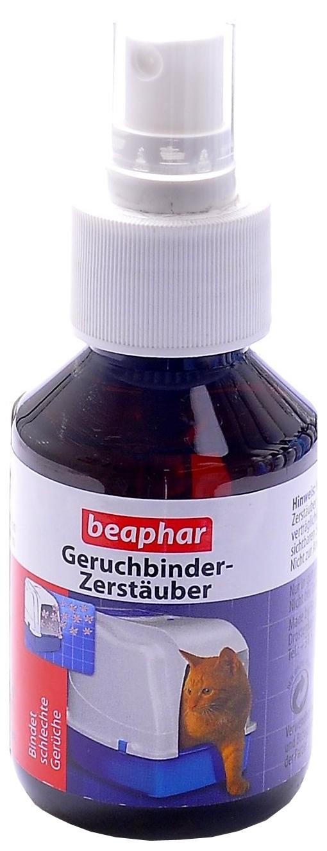 Beaphar Geruchbinder Zerstauber Спрей дезодорант для кошачьих