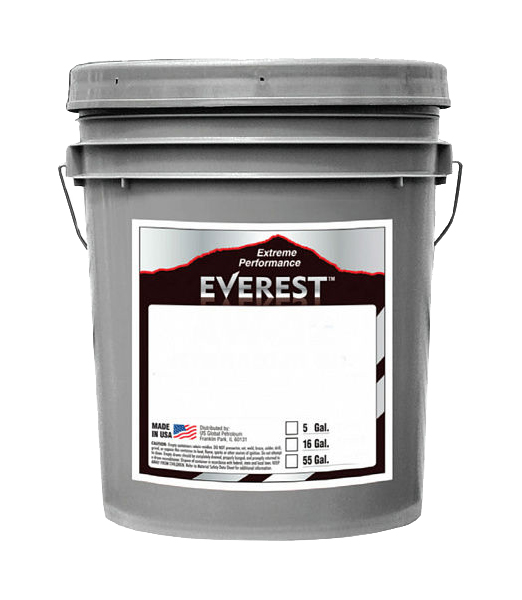 Моторное масло Everest Synthetic Blend 5W-40 19л