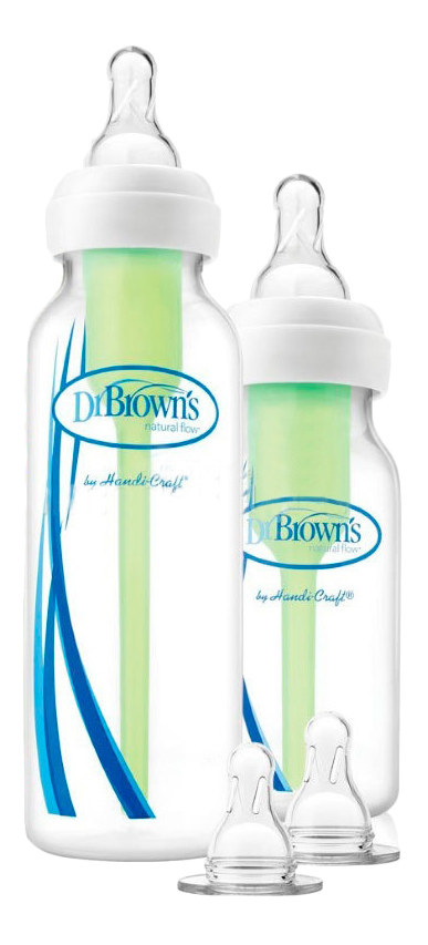 Набор детских бутылочек Dr. Brown\'s Options с узким горлышком