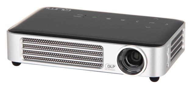 Видеопроектор Vivitek 1074 Черный, серебристый
