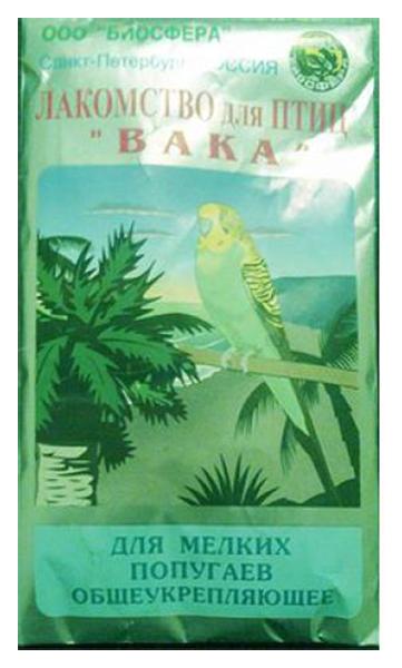 Витаминный комплекс для птиц Вака, общеукрепляющие