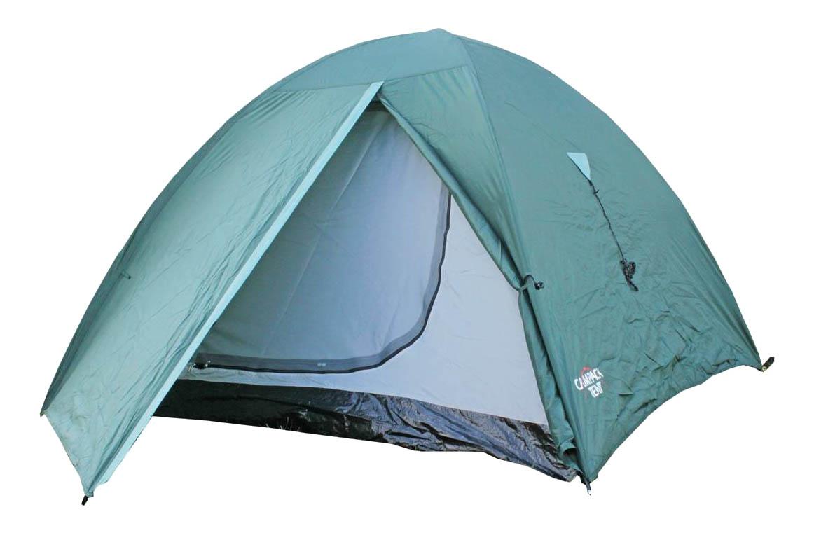 Палатка Campack-Tent Trek Traveler четырехместная голубая