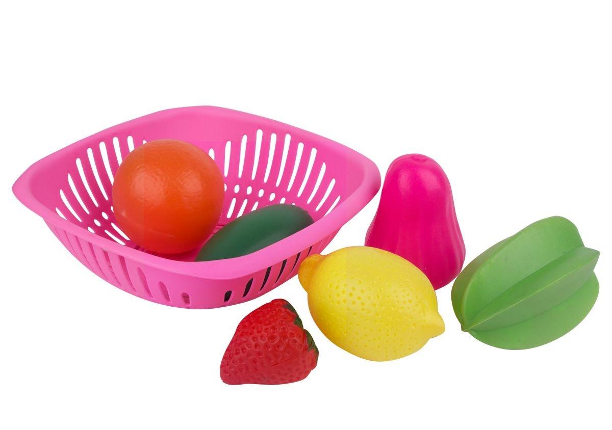 Игровой набор Фрукты и ягоды 7 предметов