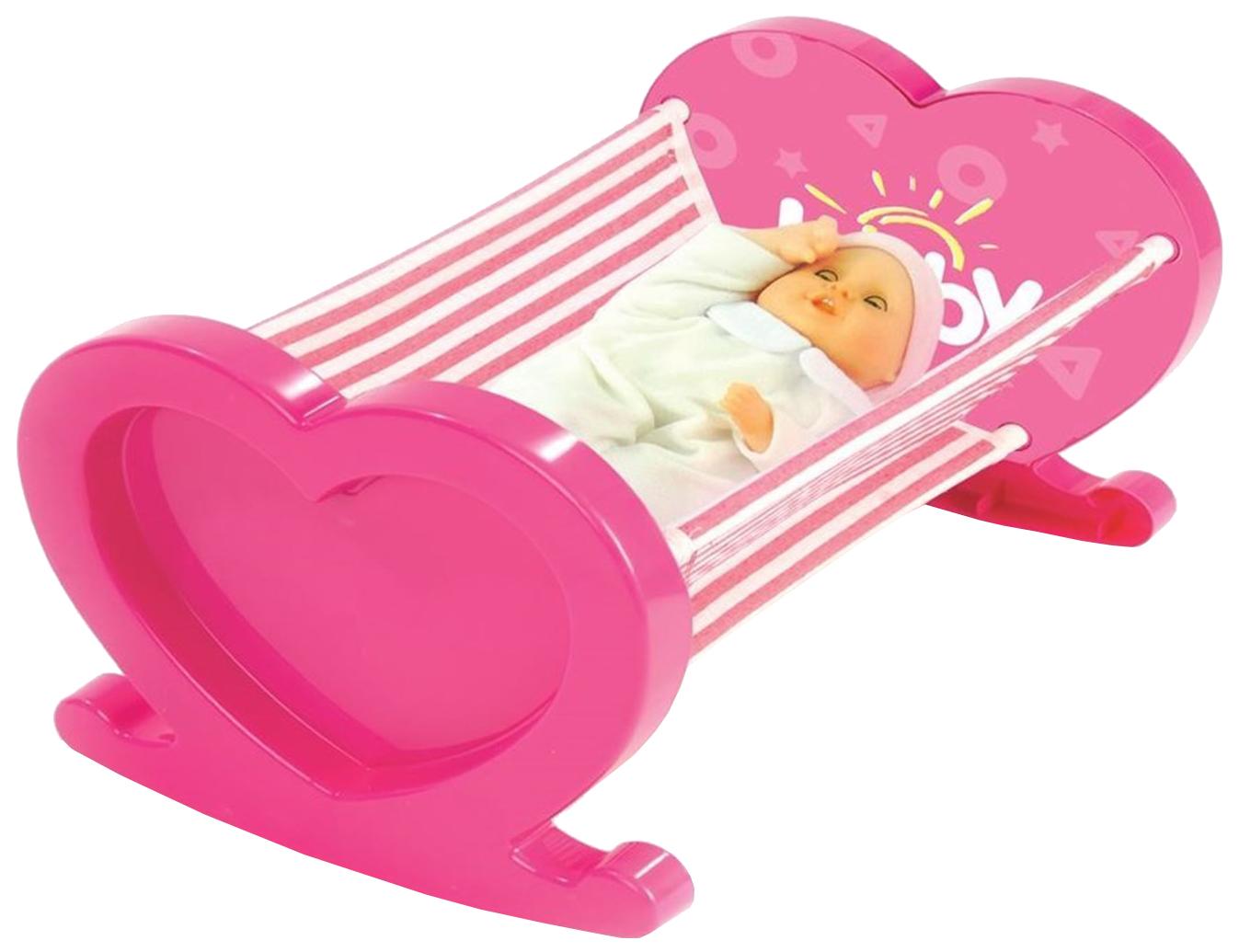 Купить Игровой набор Dolu Малышка в люльке DL_6049, Игровые наборы