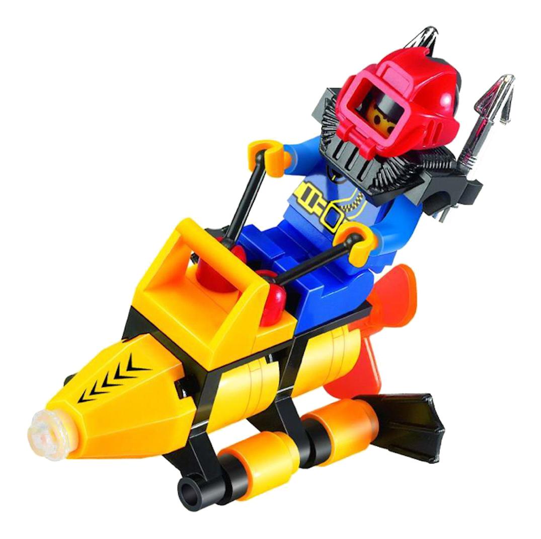 Конструктор пластиковый Brick Подводный скутер фото