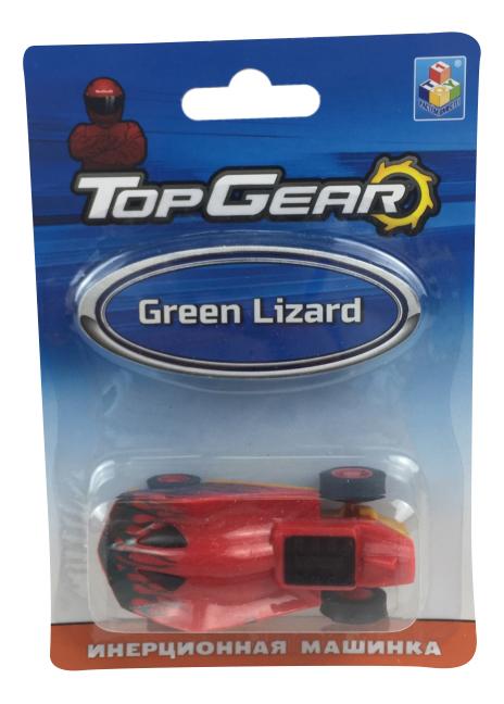 Купить Машинка пластиковая 1TOY Top Gear. Green Lizard, 1 TOY, Игрушечные машинки