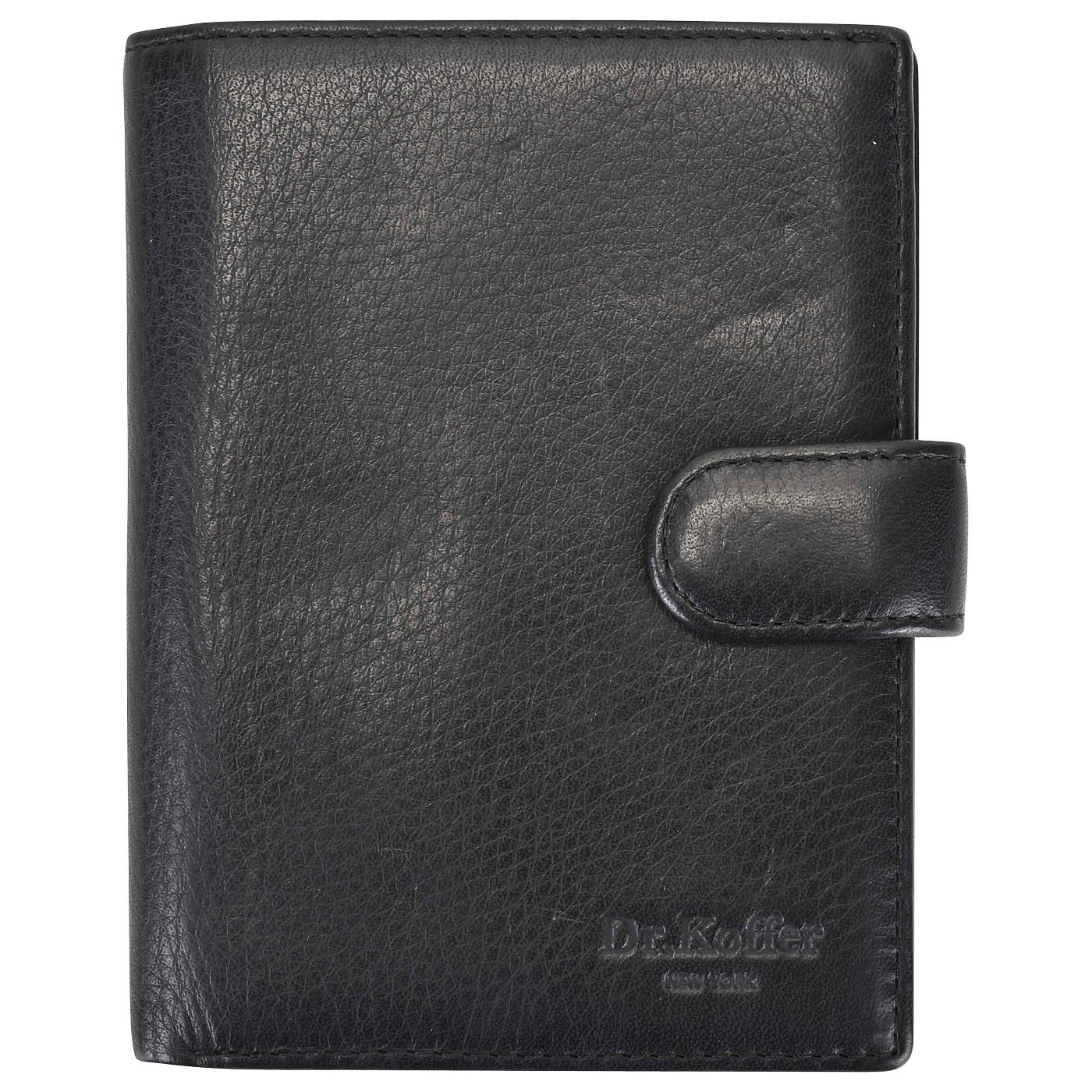 Обложка для паспорта и автодокументов Dr, Koffer X510137-01-04